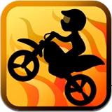 摩托车特技赛