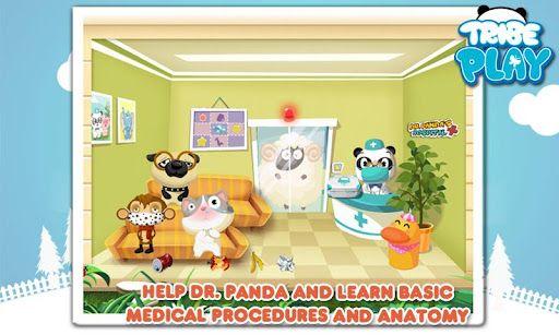 panda动物医院