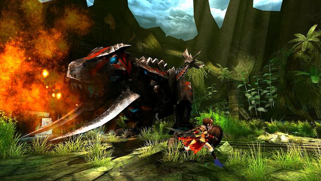 世界2-魔物狩猎